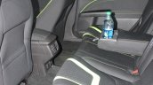 Ford Fusion Energi plug-in hybrid rear seats