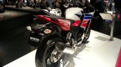 Honda CBR300R rear three quarters
