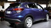 Honda Vezel rear quarter