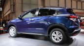 Honda Vezel rear three quarters 2