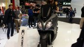 KYMCO XCITING 400i ABS front