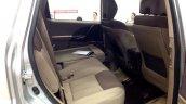 Mahindra XUV500 W4 rear seats