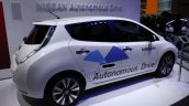 Nissan Leaf Autonomous Drive Technology side