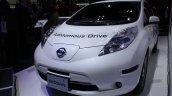 Nissan Leaf Autonomous Drive Technology