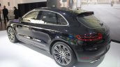 Porsche Macan Turbo rear quarter