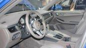 Porsche Macan cabin