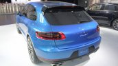 Porsche Macan rear profile