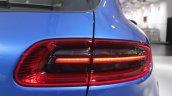 Porsche Macan taillight