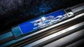 Rolls-Royce Celestial Phantom door sill