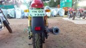 Royal Enfield Continental GT rear live image