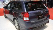 Toyota Corolla Fielder Hybrid rear quarter