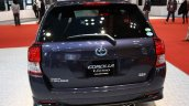 Toyota Corolla Fielder Hybrid rear
