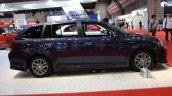 Toyota Corolla Fielder Hybrid side