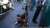 Triumph Bonneville launched rear quarter