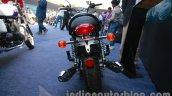 Triumph Bonneville launched rear