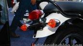 Triumph Bonneville launched white tail