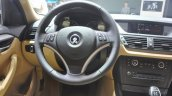 Zinoro 1E at 2013 Guangzhou Motor Show steering