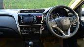2014 Honda City drive dash