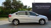 2014 Honda City drive petrol side