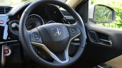 2014 Honda City drive steering wheel
