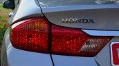 2014 Honda City drive taillights
