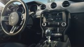 2015 Ford Mustang official dashboard