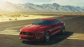 2015 Ford Mustang official front three quarter