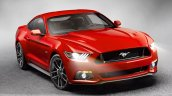 2015 Ford Mustang official profile