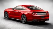 2015 Ford Mustang official rear quarters