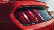 2015 Ford Mustang official taillight