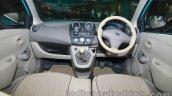Datsun Go Delhi Roadshow cabin