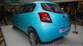 Datsun Go Delhi Roadshow rear quarter left
