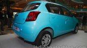 Datsun Go Delhi Roadshow rear quarter