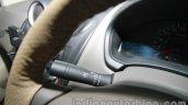 Datsun Go Delhi Roadshow wiper control