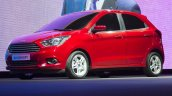 Ford Ka Concept Spain unveiling