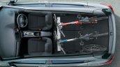Honda Vezel Launched boot seats folded
