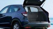 Honda Vezel Launched bootlid