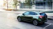 Honda Vezel Launched rear quarter