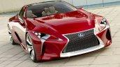 Lexus LF-LC Concept front three quarters
