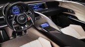 Lexus LF-LC Concept interior