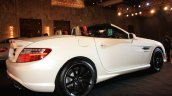 Mercedes-Benz SLK55 AMG Rear three-quarter