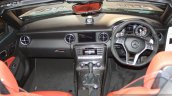 Mercedes-Benz SLK55 AMG dashboard front