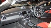 Mercedes-Benz SLK55 AMG dashboard left