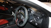 Mercedes-Benz SLK55 AMG dashboard right