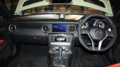 Mercedes-Benz SLK55 AMG dashboard