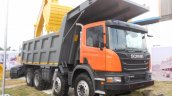 Scania P 410 EXCON 2013 Front-right three-quarter