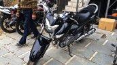 Suzuki Inazuma GW250 dealer spied front quarter