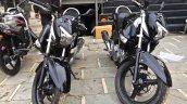 Suzuki Inazuma GW250 dealer spied front