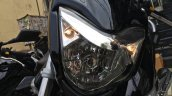 Suzuki Inazuma GW250 dealer spied headlight