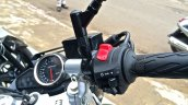 Suzuki Inazuma GW250 dealer spied switches